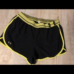 Under Arnour Running shorts Small